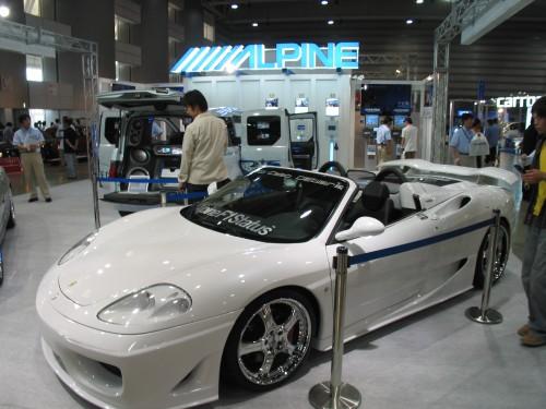 福島夢カーフェスタ2005